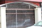 изработване на плътни портални врати от ковано желязо