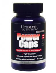 Ultimate Nutrition Power Caps 90 капсули