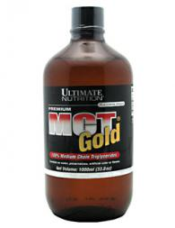 Ultimate Nutrition Premium MCT gold 1000 мл.