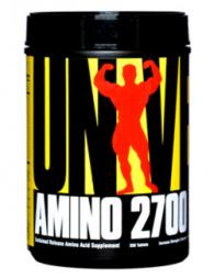 Universal Nutrition Amino 2700 120 таблетки