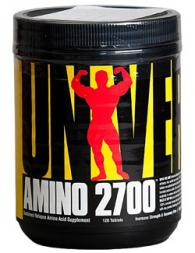 Universal Nutrition Amino 2700 700 таблетки