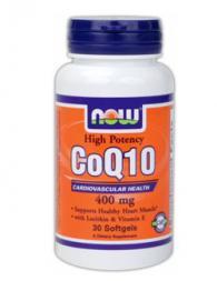 CoQ10 400 мг - 30 дражета /Коензим Q10/