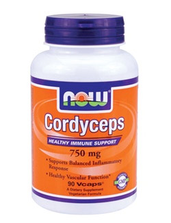 Cordyceps 750 мг - 90 капсули