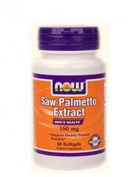 Saw Palmetto 160 мг екстракт- 60 дражета