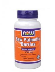 Saw Palmetto 550 мг - 100 капсули