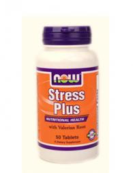 Stress Plus - 50 таблетки /Витамин В + C/
