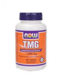 TMG 1000 мг - 100 таблетки