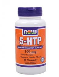 5-HTP 100 мг - 60 капсули /5-Хидрокси Триптофан/