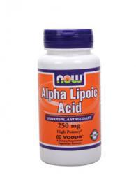 Alpha Lipoic Acid 250 мг - 60 капсули