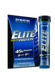 Elite Liquid Protein 45 гр. Protein 3 oz Shooter
