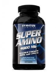 Dymatize Super Amino 4800 450 таблетки
