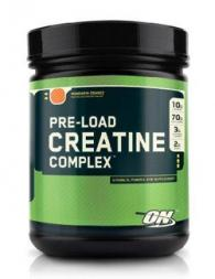 Optimum Nutrition Preloaded Creatine complex 2 lb
