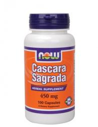 Cascara Sagrada 450 мг - 100 капсули