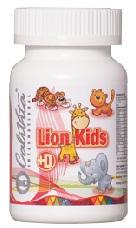 Lion Kids Punch + vitamin D (90 дъвч. таблетки)