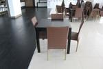 Мебели от ратан за вътрешно ползване