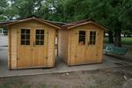 фирма за сглобяеми дървени къщи до 4кв.м