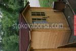 изработка на сглобяеми дървени къщи до 4кв.м