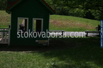 Дървени къщички за деца