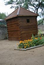 Къщички за деца от дърво