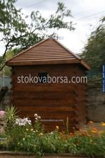 Фирма за дървена детска къщичка