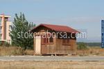 изработка на сглобяеми дървени къщи до 9кв.м