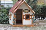 Производство на дървени детски къщички