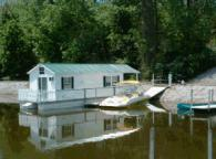 Плаваща къща
