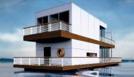 Плаващи къщи