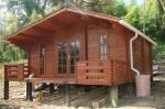 дървена къща по поръчка 206-3288