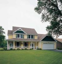 Сглобяеми къщи с метална конструкция 186 кв.м.