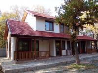 Дървена сглобяема къща европейско качество