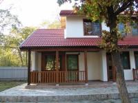 Сглобяема дървена къща европейско качество