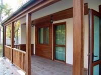 Луксозна качествена сглобяема къща