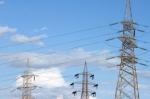 електрически стълбове за далекопроводи 14314-3172