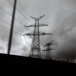 метални електрически стълбове 14319-3172