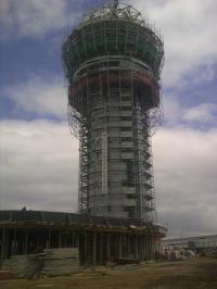Изработка на РВД кули за въздушно движение