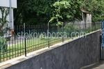 ниски метални огради