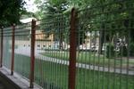 изработка на решетъчни метални огради от метални профили