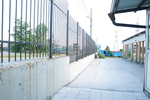 решетъчни метални огради