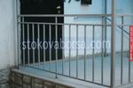 метални парапети за стълбища