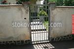 произвеждане на дворни врати от метал