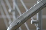 производство на парапети от неръждаема стомана
