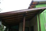 изработка и монтаж на дървен навес по поръчка