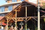 фирма за дървени навеси за ресторанти