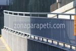 изработка на метални парапети за мостове по поръчка