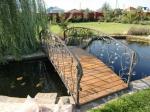 мост от ковано желязо 300-3253