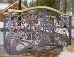 мостове от ковано желязо 302-3253