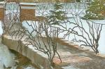мост от ковано желязо за градината 304-3253