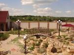 мостове от ковано желязо за градина 311-3253