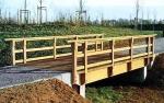 мост дървен 448-3253